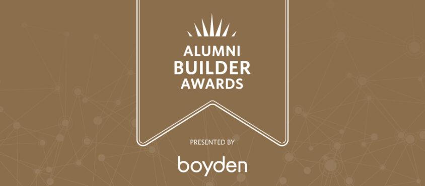 Alumni Builder Awards